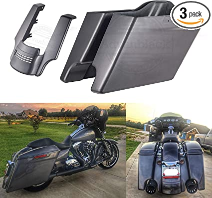 Yamaha Star Bolt Chrome Delete Wrap Kit Pre-Cut 2014-2019 Gloss Black