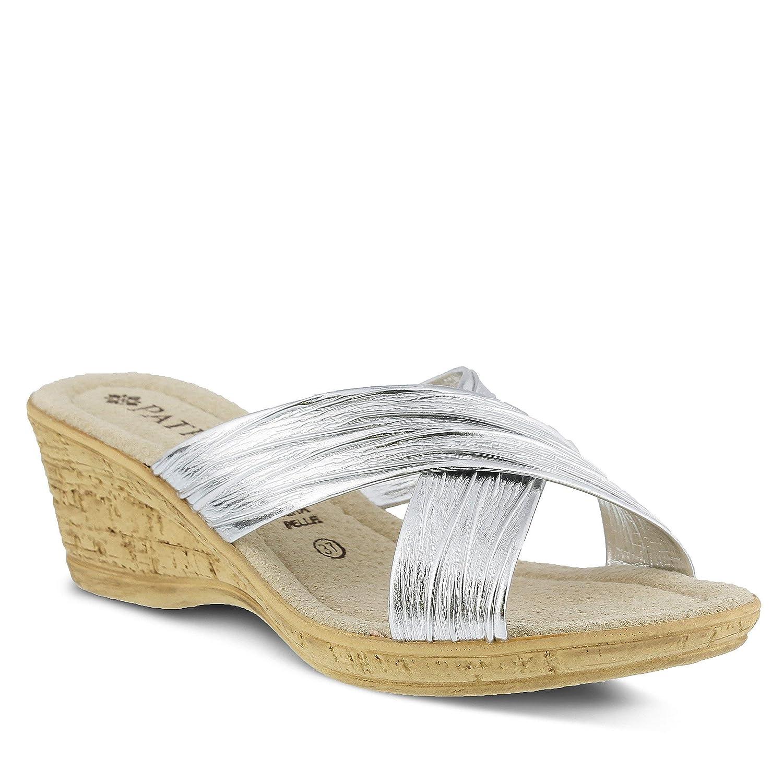 Patrizia Marge Silver Shoe US 8.5