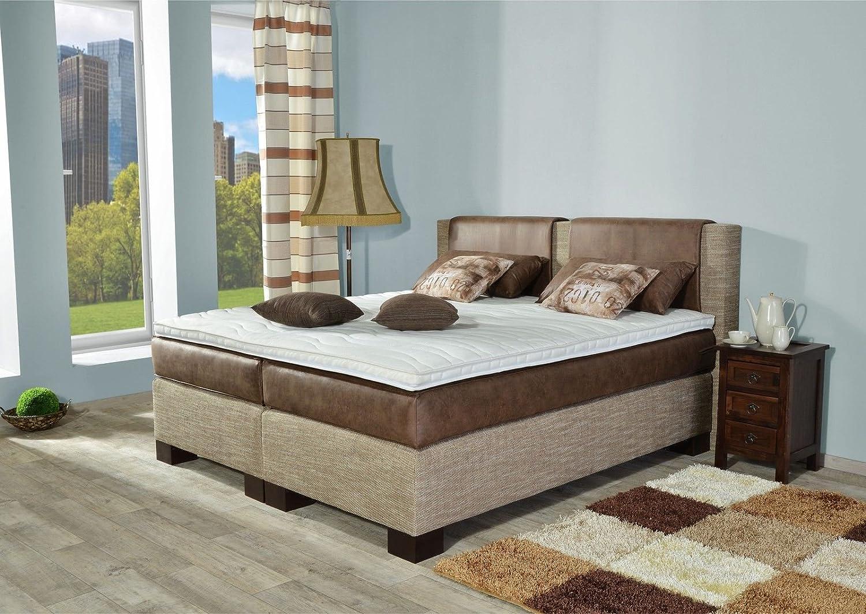 boxspringbett amadeus 7 zonen taschenfederkern lieferbar. Black Bedroom Furniture Sets. Home Design Ideas