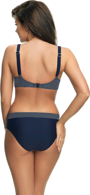 in gro/ßen Gr/ö/ßen Bikini//Badeanzug Selente My Secret attraktive Bademode mit vorteilhaftem Schnitt C-Cup bis H-Cup