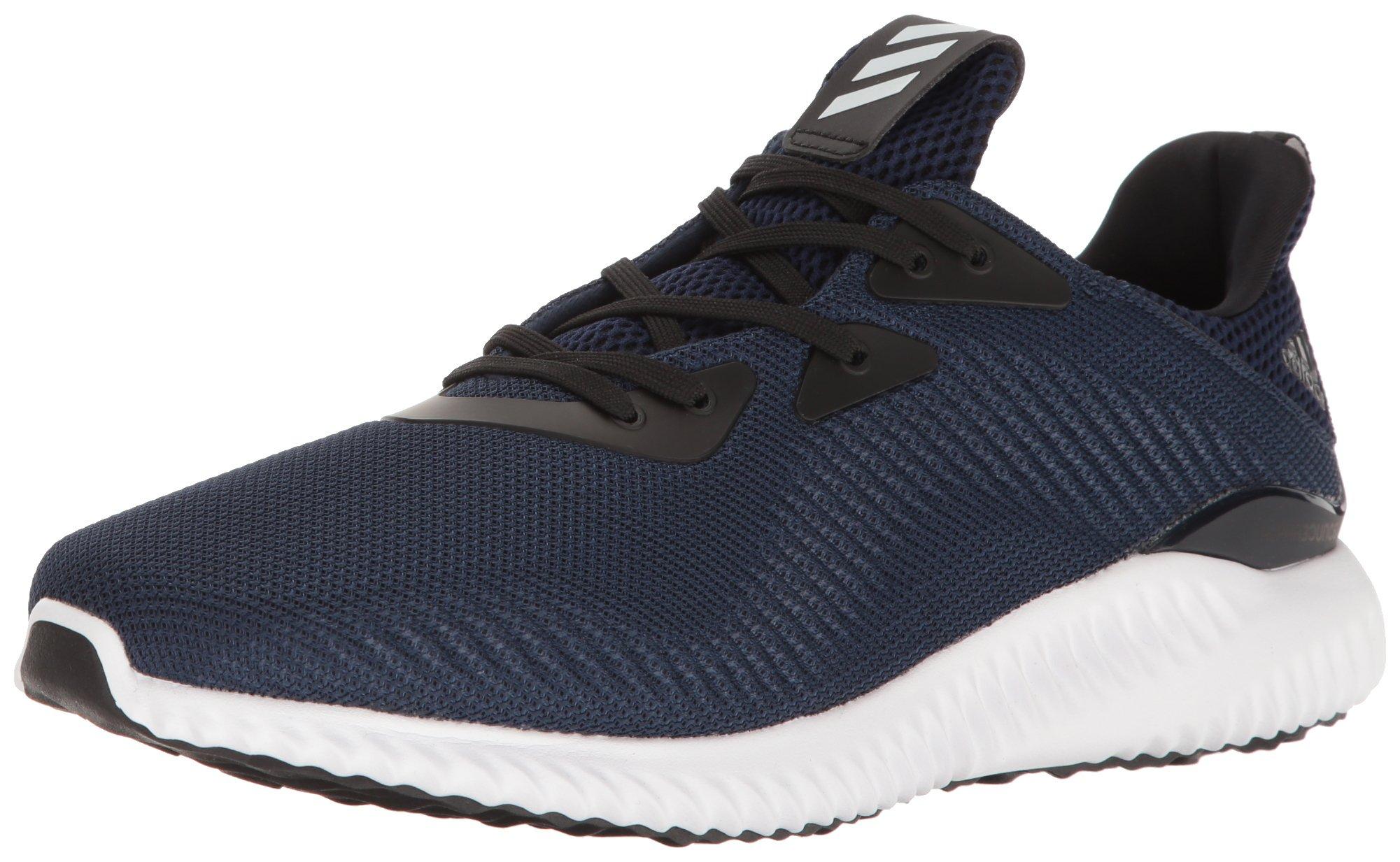 adidas Performance Men's Alphabounce 1 M Running Shoe, Collegiate Navy/White/Black, 7.5 M US