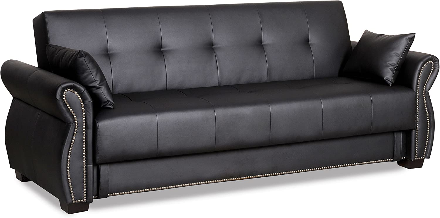 Serta Dream Convertibles Seville Sofa best couches for dogs 2020