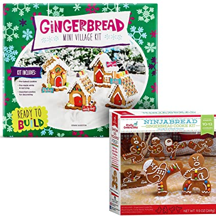 Gingerbread House Naruto Mini Leaf Village With Ginger ...