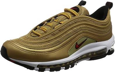 Amazon Com Nike Air Max 97 Og Qs Mens Fashion Sneakers 884421