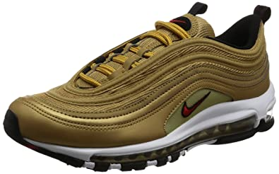 nike air max 97 metallic gold buy