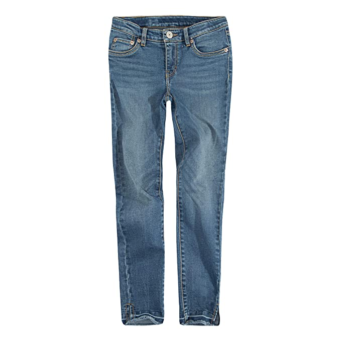 Levis Girls 710 Super Skinny Fit Classic Jeans