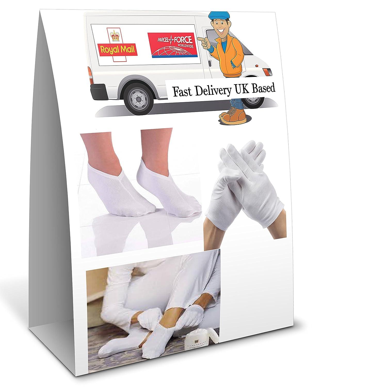 Moisturising Socks JASMINE SILK