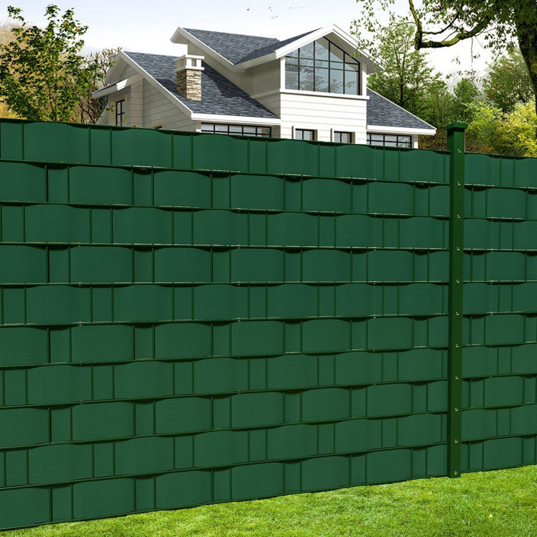 35m 65m Pvc Sichtschutzfolie Zaunfolie Sichtschutzstreifen