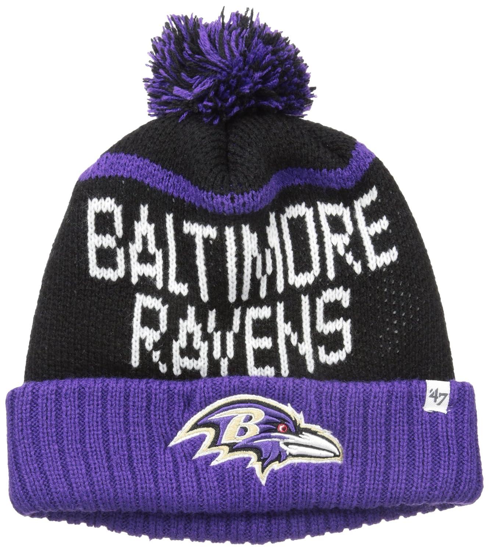 a56e0c62 '47 NFL Adult Men's Linesman Cuff Knit Hat