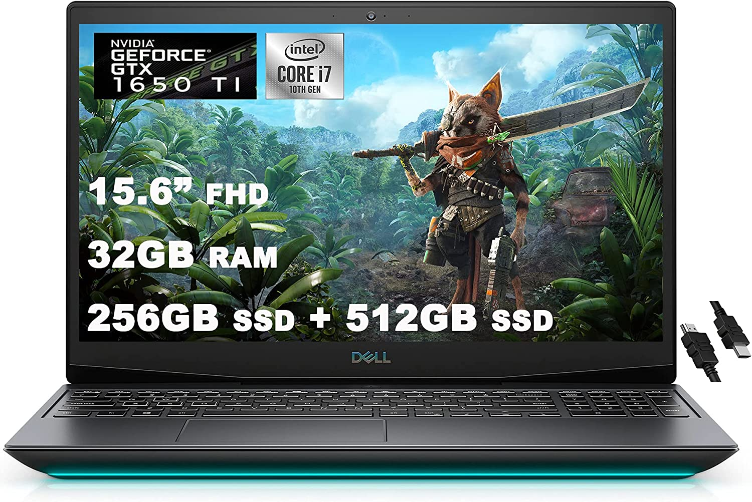 2020 Flagship Dell G5 15 Gaming Laptop 15.6