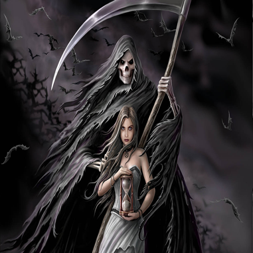 Amazoncom Grim Reaper Live Wallpaper Free Appstore for Android