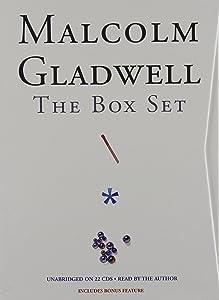 Malcolm Gladwell Box Set