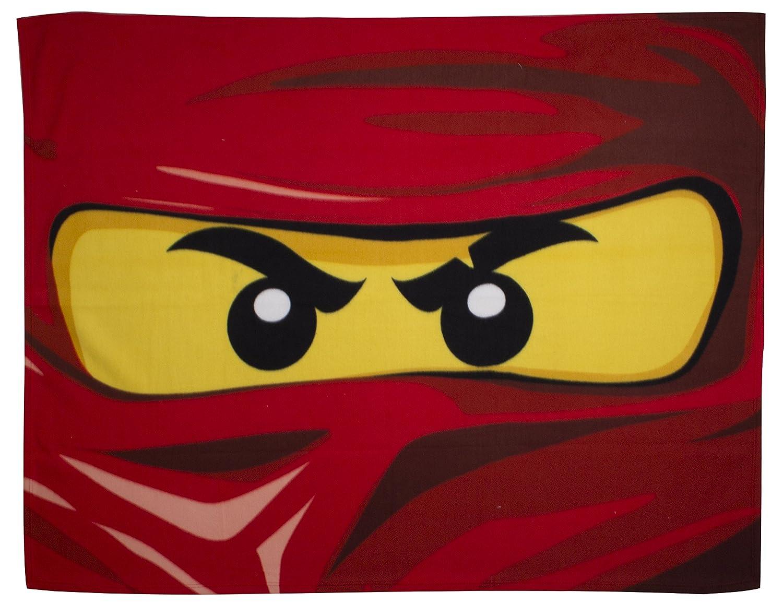 lego ninjago smashed wall sticker 3d bedroom boys girls vinyl character world lego ninjago eyes panel fleece blanket