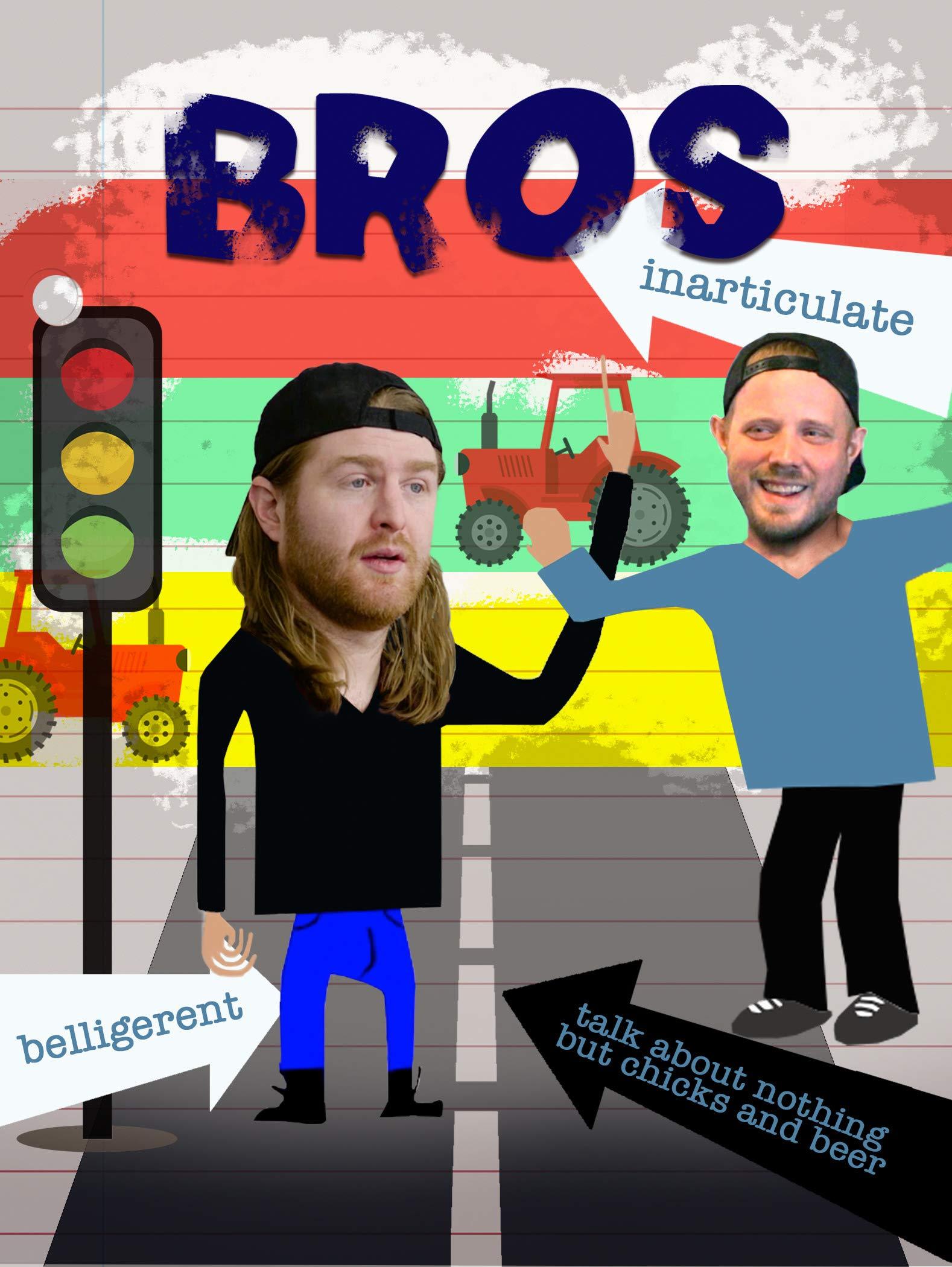 BROS. on Amazon Prime Video UK