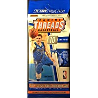 $89 » 2018-19 Panini THREADS Basketball Card Factory Sealed Jumbo Fat Pack - Chase Luka…
