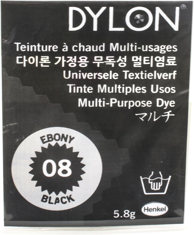 Mouldmaster - Tinte para ropa, color negro, 5 g: Amazon.es: Hogar