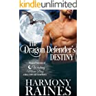 The Dragon Defender's Destiny: A Wishing Moon Bay Shifter Romance (Dragon Protectors of Wishing Moon Bay Book 1)