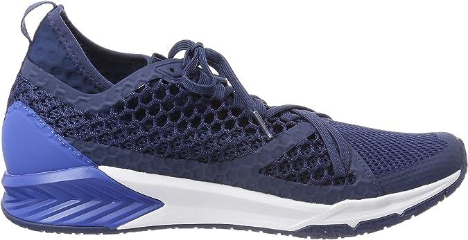 Puma Ignite Xt Netfit, Zapatillas Deportivas para Hombre, Azul (Sargasso Sea/Puma White), 42 EU: Amazon.es: Zapatos y complementos