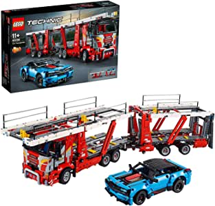 Lego 6251556 Lego Technic   Lego Technic Autotransportvoertuig - 42098, Multicolor