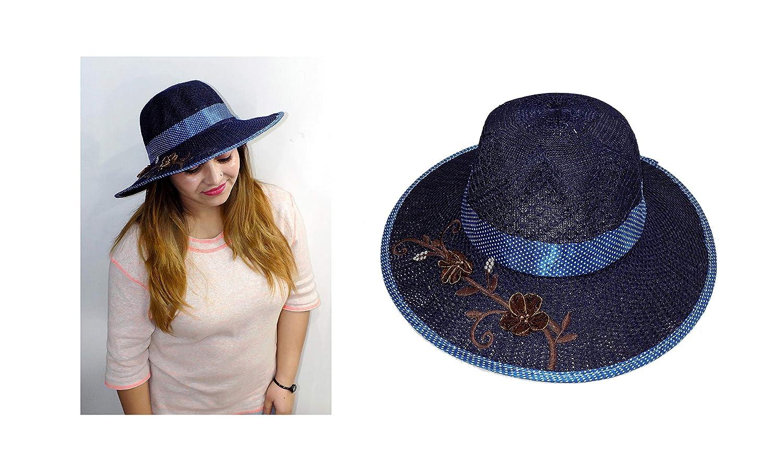 dfdec15bf5a BOXO Beach Wear Hats For Girls Women Summer Hats, Multi Color, 10 ...