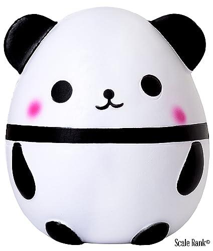 Amazon.com: tuko Jumbo squishies Slow Rising Panda Squishy ...