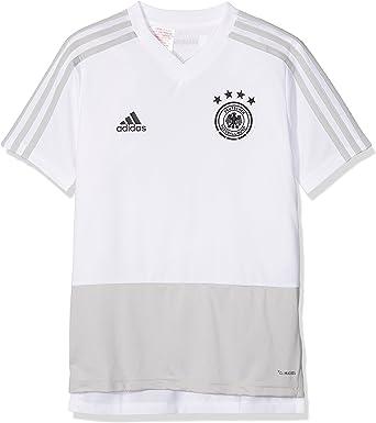 adidas DFB Training Jersey Camiseta de Entrenamiento Niños: Amazon.es: Ropa y accesorios