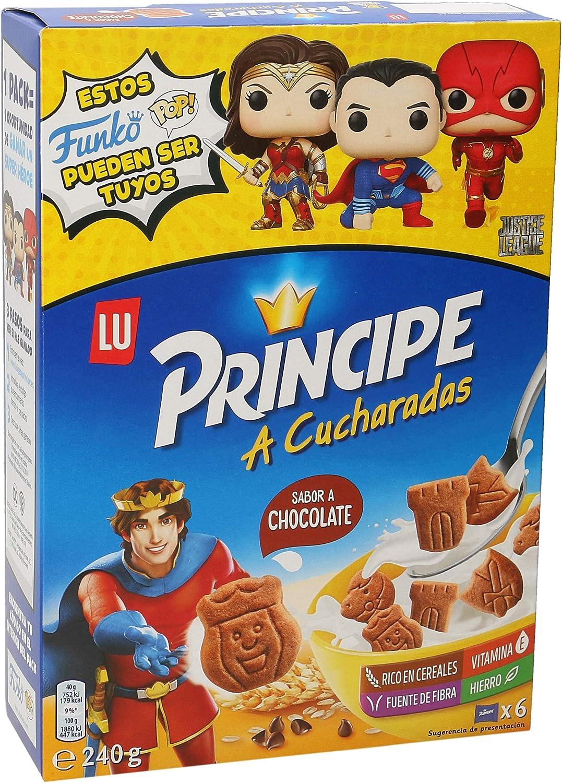 LU PRINCIPE galletas a cucharadas sabor a chocolate caja 240 gr: Amazon.es: Alimentación y bebidas