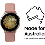 Samsung SM-R820NZDAXSA Smartwatch Active2 with bluetooth connectivity, Rose Gold