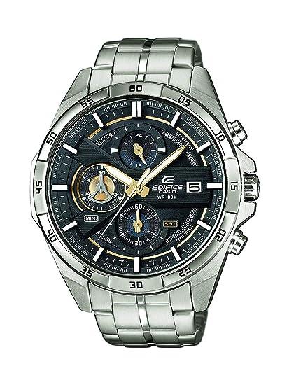 51c675707af6 Casio Reloj de Pulsera EFR-556D-1AVUEF  Amazon.es  Relojes