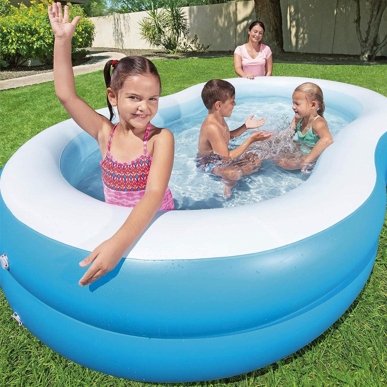Bestway 54117 - Piscina Hinchable Infantil The Big Lagoon ...