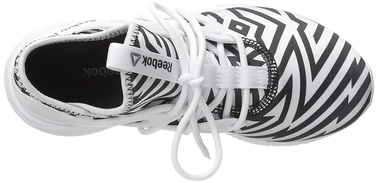 Reebok B010V7U0IS Women's Hayasu Training Shoe B010V7U0IS Reebok 8.5 B(M) US|Graphic Stripes/White/Black 6b5f07