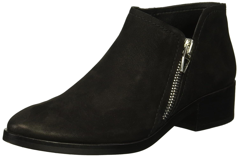 Dolce Vita Women's Trent Ankle Boot B07BRBJRTZ 6 B(M) US|Black Nubuck