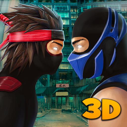 Fighting Tiger 3D: Street Fighter Challenge   Ninja Battle ...