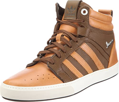 Grifo jaula cesar  adidas Originals VESPA PX 2 MID G43361, Herren, Sneaker, Braun  (LEATHE/LEATH), EU 39 1/3 (UK6): Amazon.de: Schuhe & Handtaschen