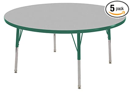 b5aa98b3138cc Image Unavailable. Image not available for. Color  ECR4Kids 36 quot  Round  Activity Table ...