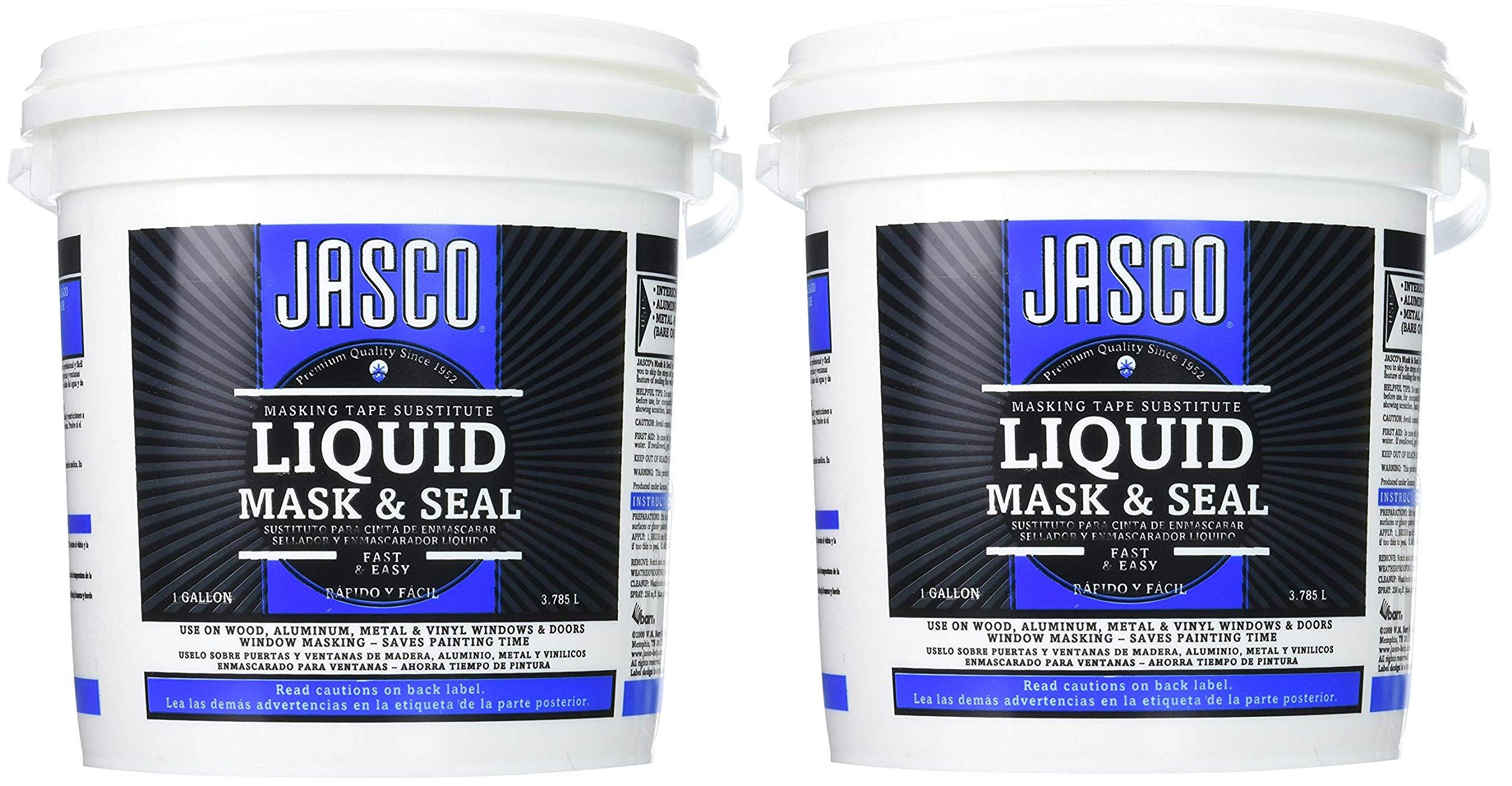 Jasco GJMS00292 Liquid Mask and Seal, 1-Gallon (2-(Pack))