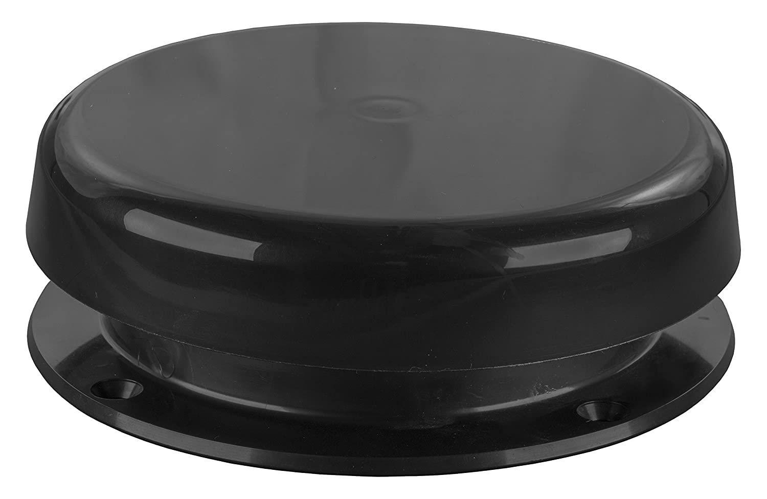 JR Products 02-29115 Mushroom Style Plumbing Vent Black