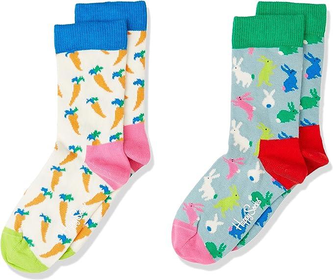 Happy Socks Calzini Unisex-Bambini