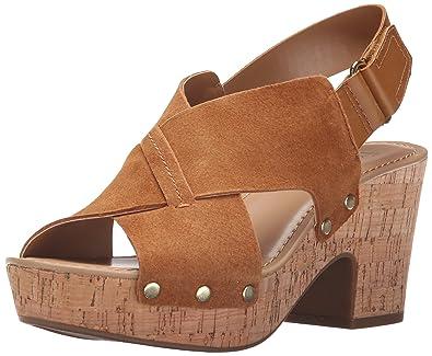 db29b7755c0 Franco Sarto Women s Kicks Platform Sandal