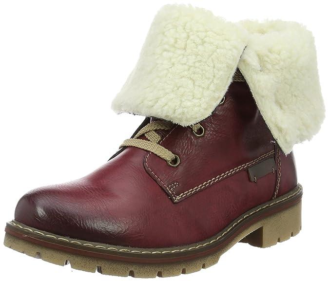 Rieker Damen Y9122 Kurzschaft Stiefel: : Schuhe DhfOu