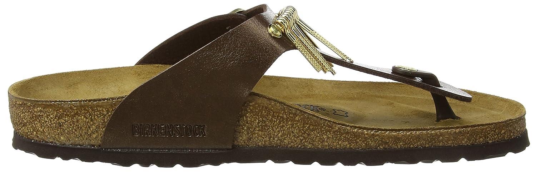 0daff1f1abc Gizeh Fringe Birko-Flor Graceful Toffee Fringe  Amazon.ca  Shoes   Handbags