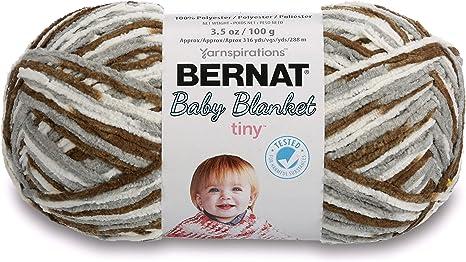 Bernat Baby Blanket Tiny Yarn Pebble Path Worsted Weight 4 Yarn