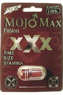 Sex Pills, Mojo Fusion Max