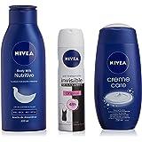 Nivea - Pack regalo especial para cuidado corporal