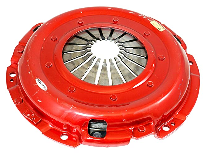 Mantic Stage Clutch Kit | HD Cover Assembly | Ceramic Sprung Clutch Plate For Increased Torque Capacity. Reduced Daily Driveability | CSC | Solid Flywheel ...