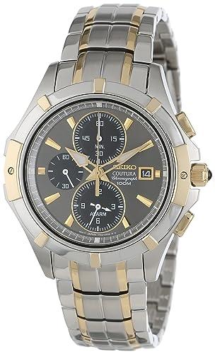 Seiko SNAE56 - Reloj, correa de acero inoxidable: Seiko: Amazon.es: Relojes