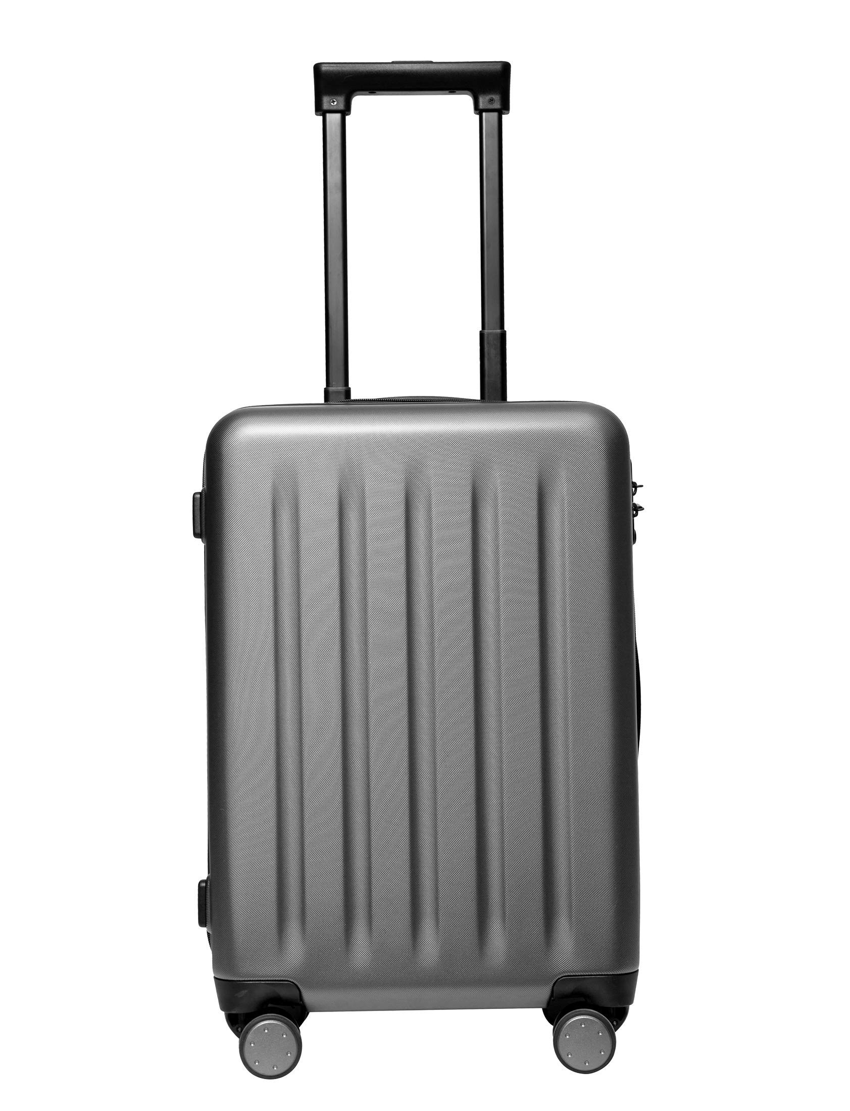 """Mi Polycarbonate 24"""" (61cms) Grey, Hardsided Check-in Luggage (XDLGX-02) product image"""