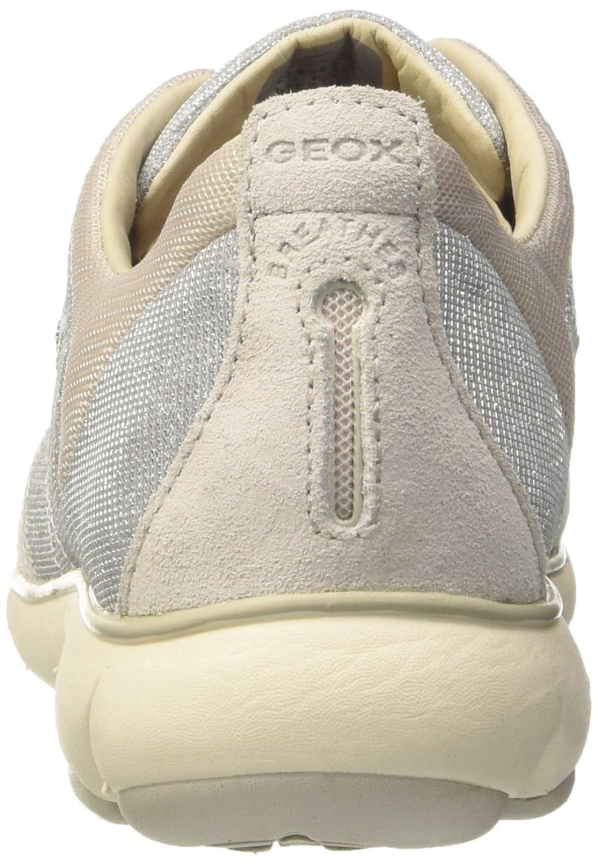 3bd2c010e0547 Geox D Nebula G, Baskets Basses Femme  Geox  Amazon.fr  Chaussures et Sacs