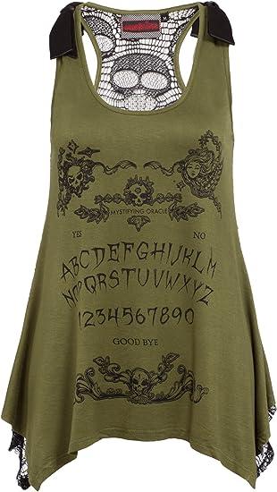 Jawbreaker Top Ouija Vest 2580