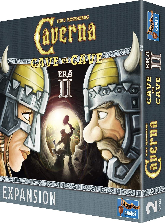 Mayfair Games Caverna: Cave vs Cave - Era II Expansion - EN ...
